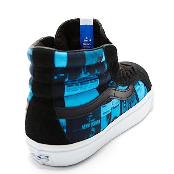 "8e91fd55fa NEW ARRIVAL   DQM × VANS × BLUE NOTE RECORDS ""THE BLUES ..."